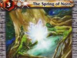 The Spring of Norn