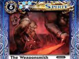 The Weaponsmith Bagin