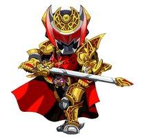 Masked rider kiba by benisuke-d68qusz