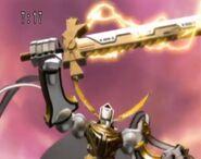 The IronKnight Yggdrasil-anime 3