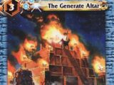 The Generate Altar