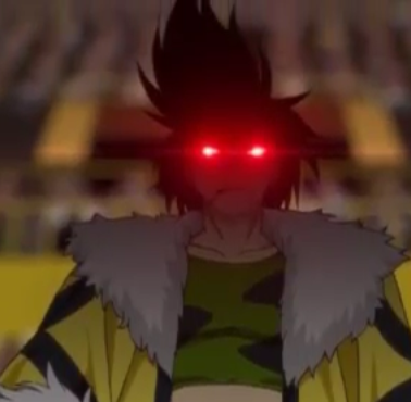 Toshi eyes