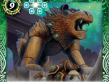 The Trojon Lion
