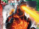 The KaijuKing Burning Godzilla