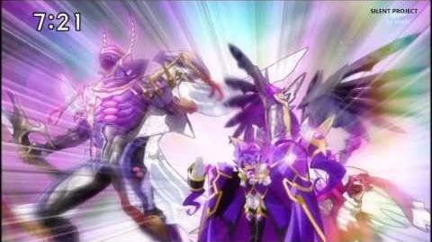 Battle Spirits Saikyo Ginga Ultimate Zero episode 18 part 2 - HD-0