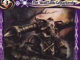 The SkullTank Geparberd