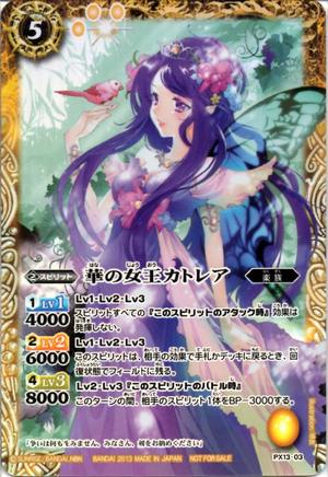 The FlowerQueen Cattleya