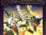 The SkeletonSnake Skullpione