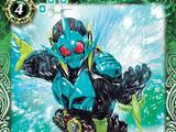 Kamen Rider Zero-One Biting Shark