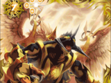 The DarkDragonEmperor Ultimate-Siegfried (Yellow)