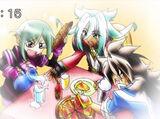 Saikyo Ginga Ultimate Zero Episode 28