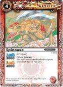 Spinoaxe2