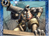 The GrandseaPirate Cannoneer Pseudorcus