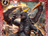 The DevilAlterEgoBeast Tsurugi Demaaga