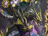 The ShiningSwordEmperorDragon Shining-Ryuuman (Purple)