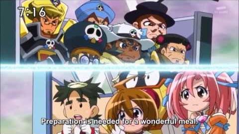 Battle Spirits Saikyo Ginga Ultimate Zero episode 8 part 2 - HD