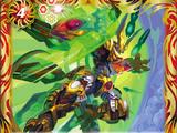 The BlazeUltimateSky Ryuuman-Burst