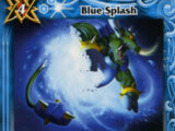 Blue Splash