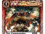 The Commander Dragno