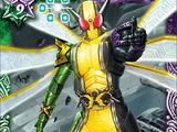 Kamen Rider W CycloneJokerGoldXtreme