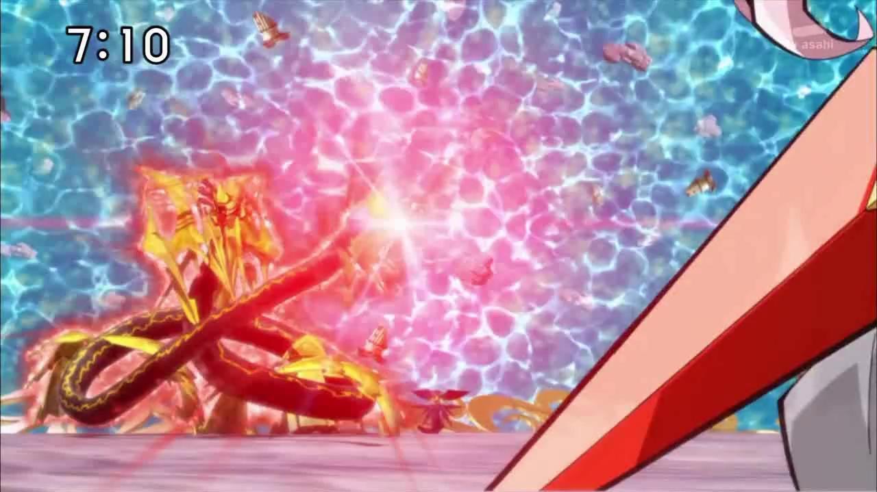 Bright Red Kiriga's Grand Uprising!