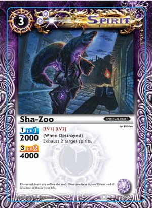 Sha-zoo2