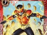 Kamen Rider Kuuga Rising Mighty