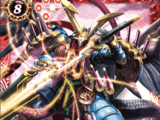 The SwordMasterWarDragon Mitsurugi-Dragon