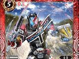 Kamen Rider Zi-O Decade Armor Build Form