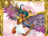 The EgytianAngelia Sarifael