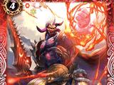 The HotbloodSwordMaster Ryuuman-Burncolor