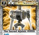 The Sacred Mjolnir