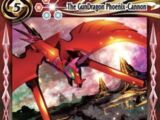 The GunDragon Phoenix-Cannon