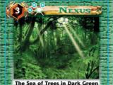 The Sea of Trees in Dark Green