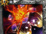 Burst Wall