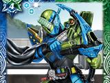Kamen Rider Build KaizokuRessya Form