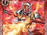 Kamen Rider Wizard Flame Dragon