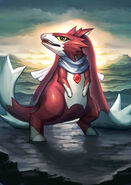 Red-Mugendra