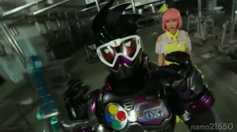 (New Genm Lv.0) Kamen Rider Ex-Aid (仮面ライダーEX-AID)