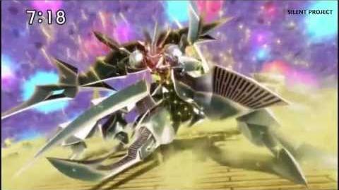 Battle Spirits Saikyo Ginga Ultimate Zero episode 13 part 2 - HD