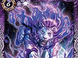 Purple Smoke Lion