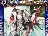The SharkMan Sangojaw