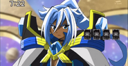 Kiriga Blue Battle Form