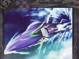 Sabershark