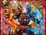 Twin Headed Demon-God