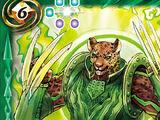 Leopard Demon-God