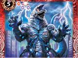 The DevilAlterEgoBeast Gorg Fire Golza