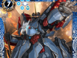 The AzureForgeDeity Vulcan-Golem