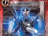 Kamen Rider Ryuki Blank Form