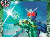 Kamen Rider W CycloneTrigger